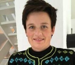 Portrait of Anne Berit Strøm